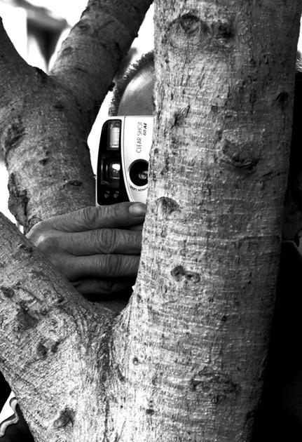 La cámara oculta