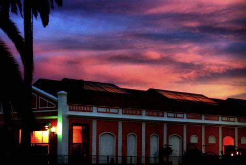 Foto del primer amanecer de 2010 (Foto: José Luis Sandoval)