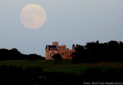 Fotos Castillo de La Abadie en Hendaya, Francia (Foto: José Luis Sandoval)