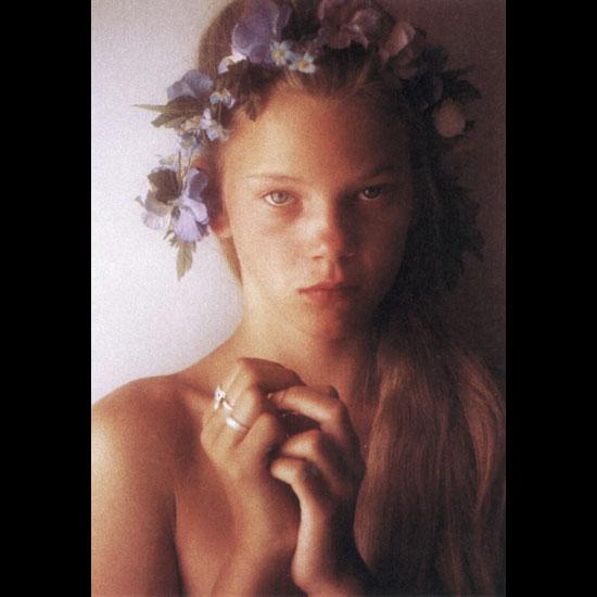 las adolescentes desnudas de David Hamiton