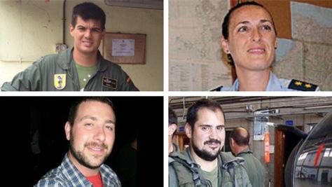 Los militares desaparecidos en aguas de Canarias en el olvido